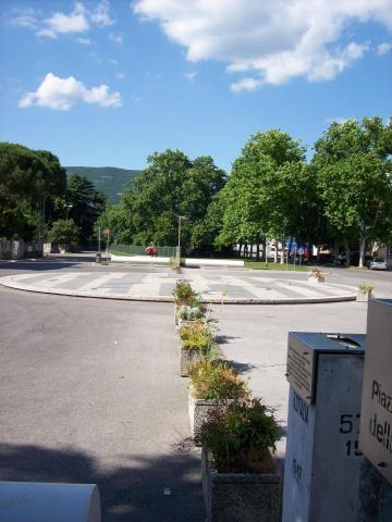 """""""vriendschaps""""plein Nova Gorica"""