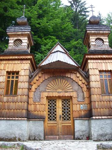 Russisch kerkje