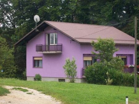 paars huis