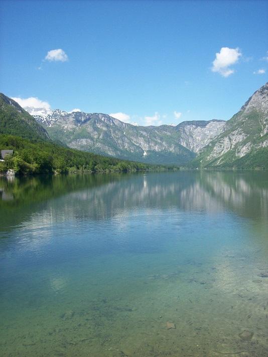 meer van Bohinj