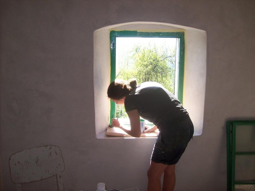 ramen gastenkamer verven