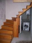 nieuwe trap & waskot