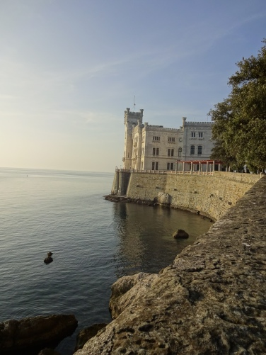 bezoekje kasteel Miramare